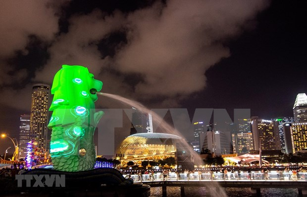 新加坡与太平洋联盟商谈自贸协定 hinh anh 1