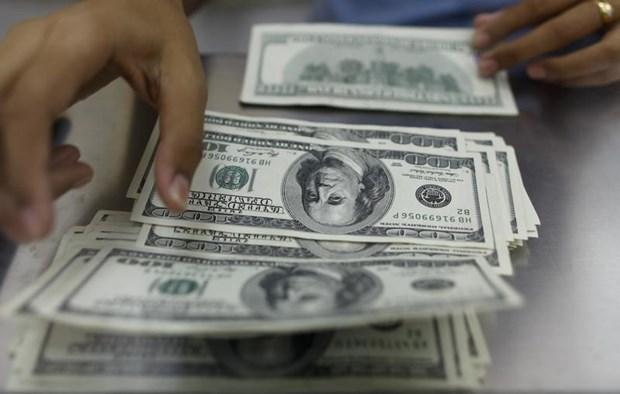 7月8日越盾兑美元中心汇率上涨12越盾 hinh anh 1