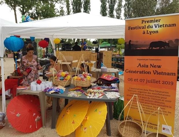 """越南""""文化之窗""""活动在法国里昂举行 hinh anh 2"""