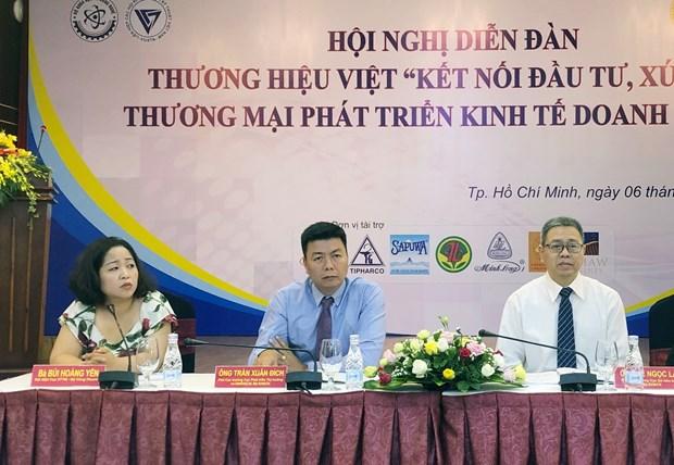 品牌建设是越南企业的当务之急 hinh anh 1