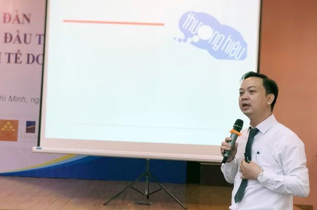 品牌建设是越南企业的当务之急 hinh anh 3