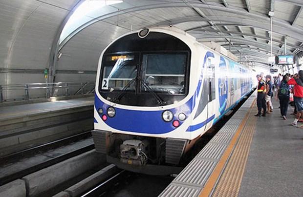 泰国计划成为泛东盟铁路系统的中心 hinh anh 1