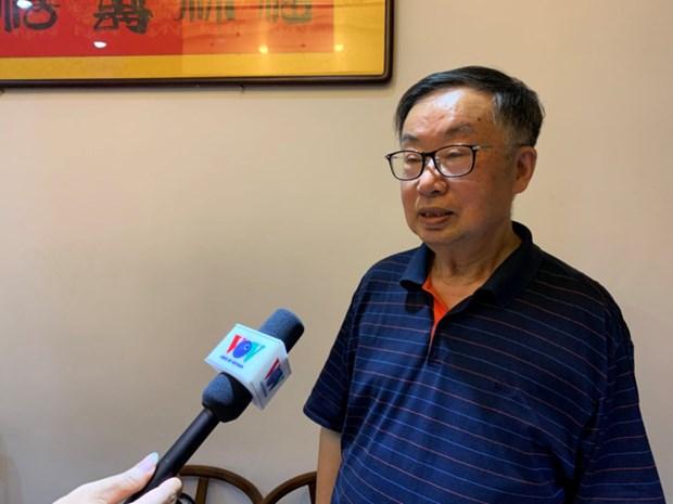 中国舆论对越南国会主席阮氏金银访华表示欢迎 hinh anh 1