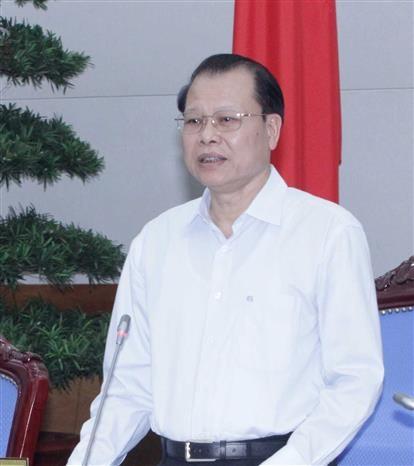 越共中央检查委员会第37次会议:建议中央政治局给予武文宁同志纪律处分 hinh anh 2