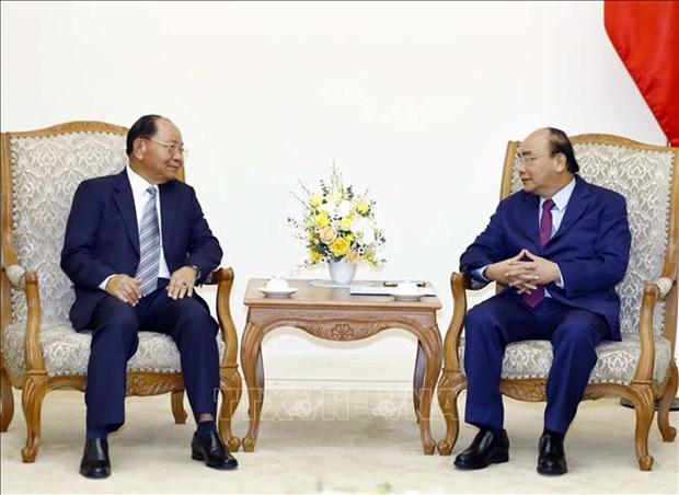 越南将派遣资深专家直接帮助老挝加强内政建设 hinh anh 1