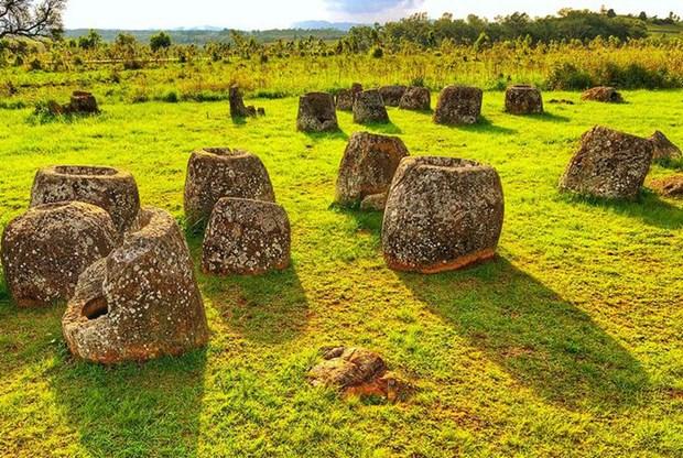 老挝川圹省石缸平原被列入世界遗产名录 hinh anh 2