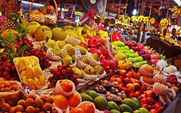 泰国加大对中国的水果和蔬菜出口力度 hinh anh 1