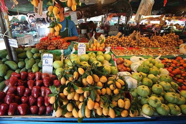 泰国加大对中国的水果和蔬菜出口力度 hinh anh 2