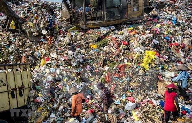 """印尼将200多吨""""洋垃圾""""退回澳大利亚 hinh anh 1"""