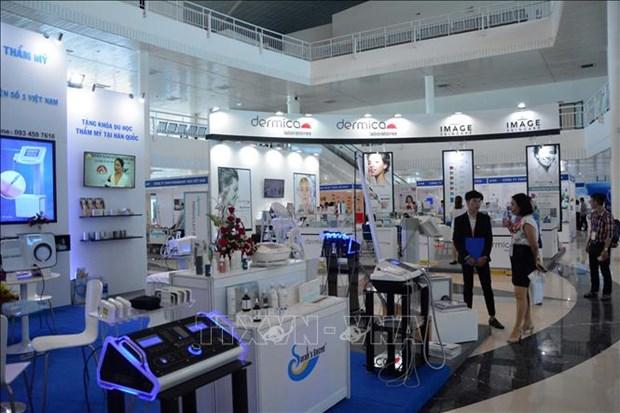 2019年岘港国际医药专题展览会正式开展 hinh anh 1