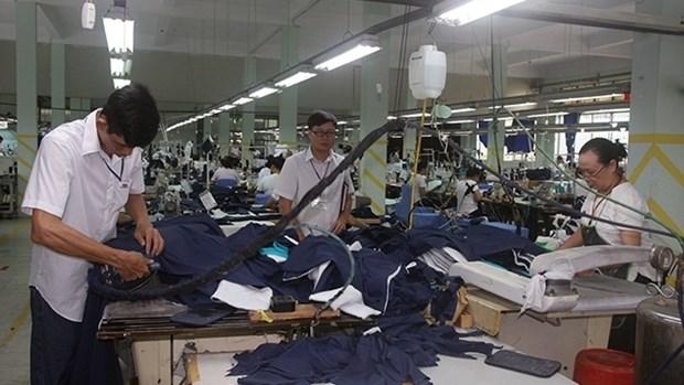加大纺织品对欧盟市场出口力度 hinh anh 1