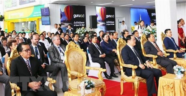 老挝电子签证系统正式投入运行 hinh anh 1