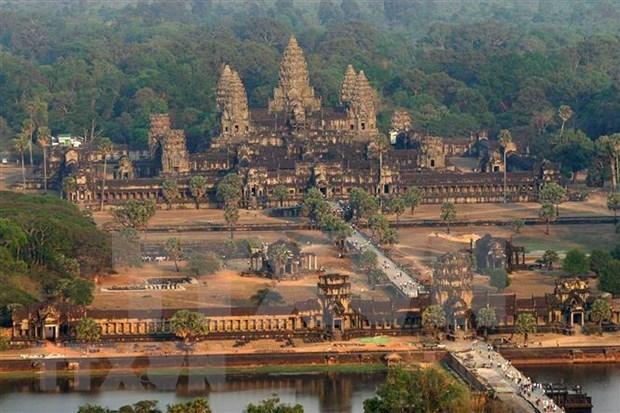 2019年赴柬埔寨旅游的中国游客人数大增 hinh anh 1