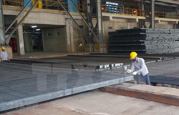 今年上半年胡志明市制造业生产指数增长7% hinh anh 2