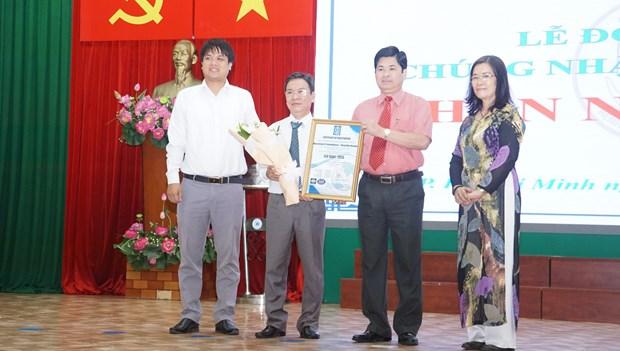 越南首家医院获得血液透析国际ISO认证 hinh anh 1