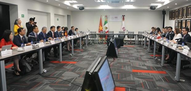 越南与墨西哥促进经贸投资合作 hinh anh 1