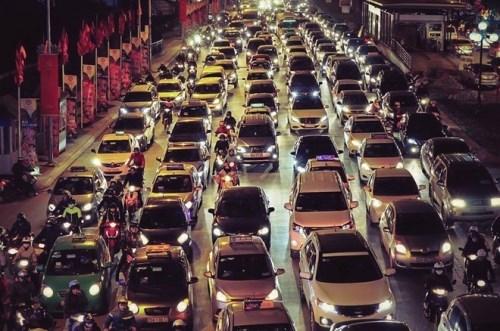 日本向河内市分享公共交通发展经验 hinh anh 2