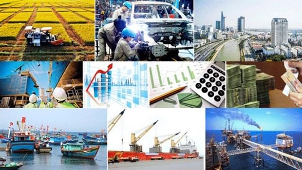 今年上半年越南经济增长6.76% hinh anh 1