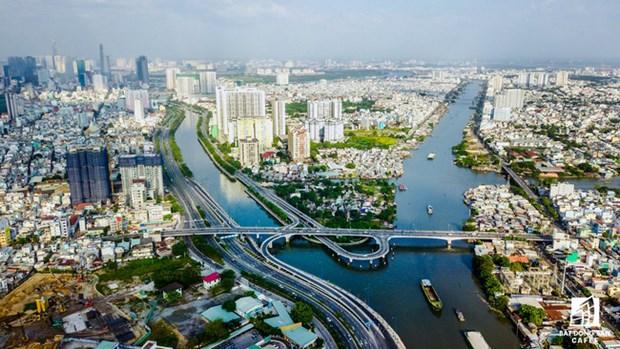 今年上半年胡志明市引进外资总额达逾30亿美元 hinh anh 2