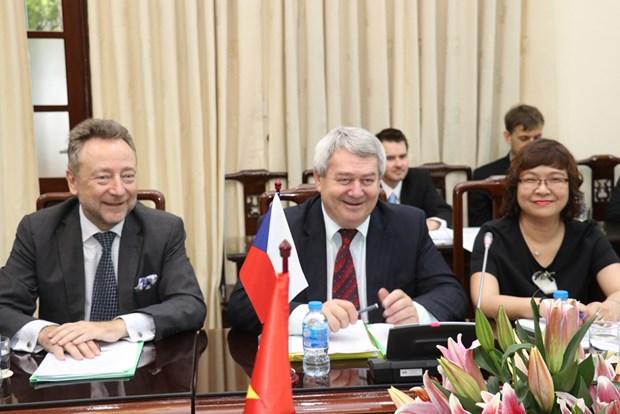 EVFTA将对越南与捷克经济关系发展产生积极影响 hinh anh 1