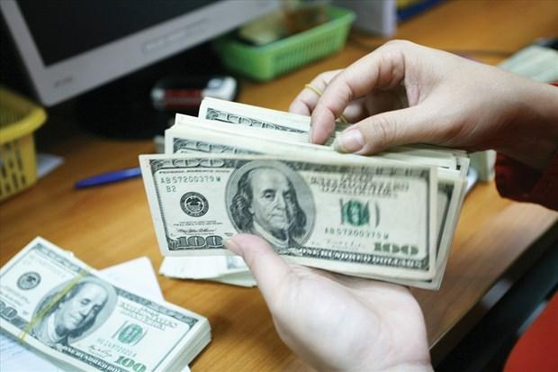 7月12日越盾对美元汇率中间价下调5越盾 hinh anh 1