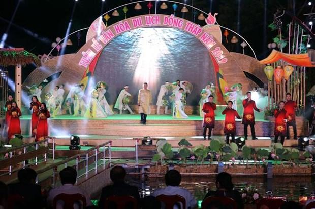 2019年同塔文化旅游周正式举行 hinh anh 1