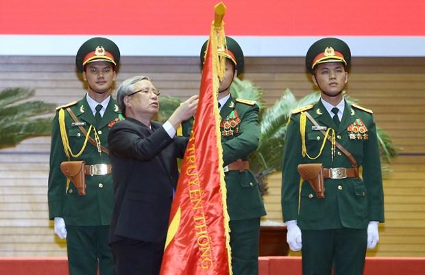 援柬越南专家力量荣获金星勋章 hinh anh 2
