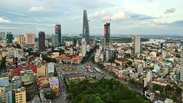 今年上半年胡志明市引进外资总额达逾30亿美元 hinh anh 1