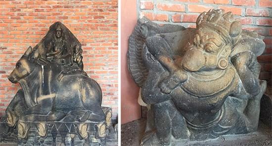 富安省发现许多四世纪占婆族文物 hinh anh 1