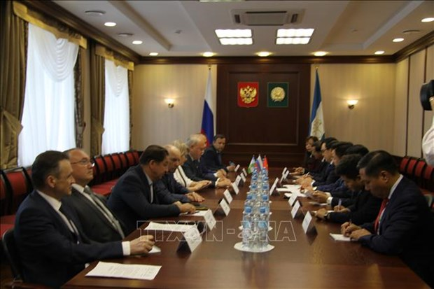 俄罗斯巴什科尔托斯坦承诺为越南企业创造便利条件 hinh anh 2