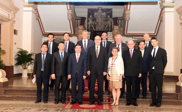 瑞士努力加快越南与欧盟自由贸易联盟自贸协定谈判进程 hinh anh 3
