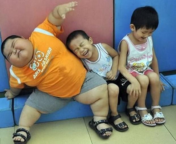 越南儿童超重肥胖率处于较高水平 hinh anh 1