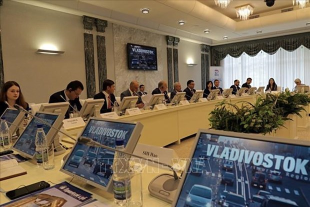 俄罗斯远东滨海边疆区对越南乃至亚洲地区敞开投资大门 hinh anh 1