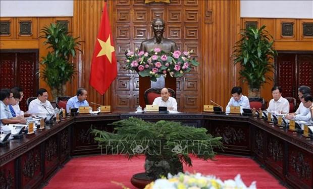 政府常务委员会召开会议讨论电力供应保障问题 hinh anh 1