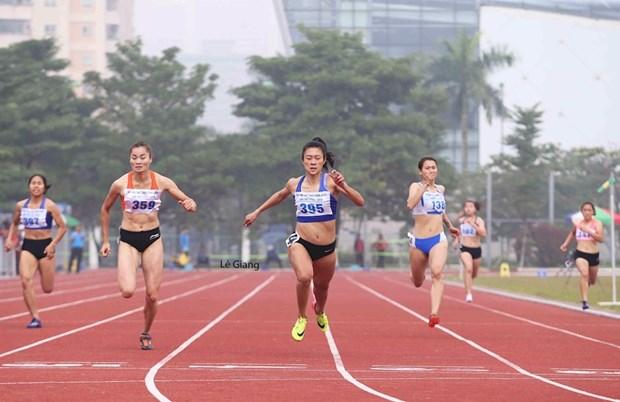 2019年第26届胡志明市国际田径公开赛开赛在即 hinh anh 1