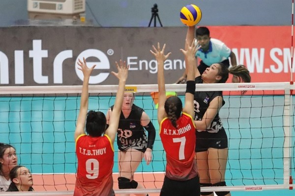 第三次亚洲U23女排锦标赛在河内举行 hinh anh 1