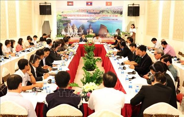 柬老越加强旅游产业合作资源对接实现互利共赢 hinh anh 1