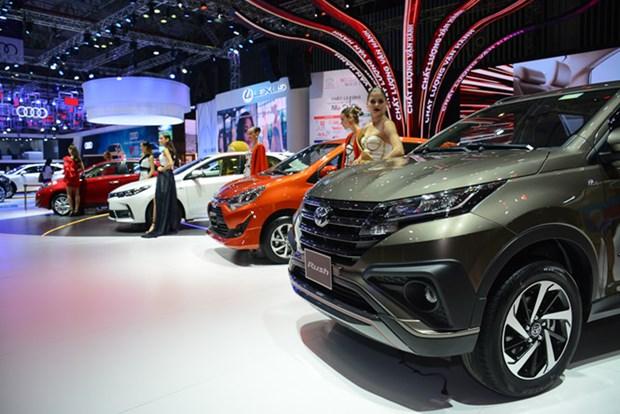 日本报刊:2020年底东盟地区汽车销量可超过400万辆 hinh anh 1