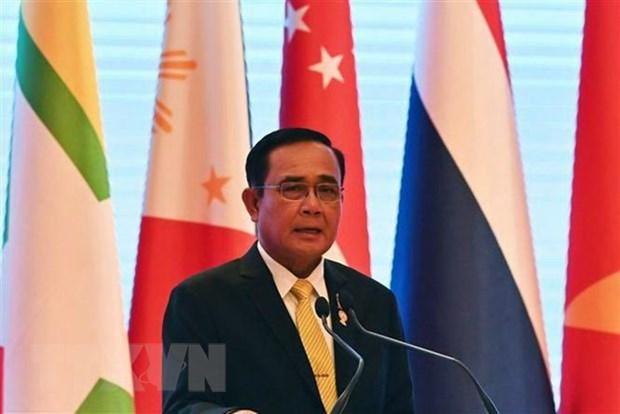 泰国军事统治结束 巴育辞军政府领袖 hinh anh 1