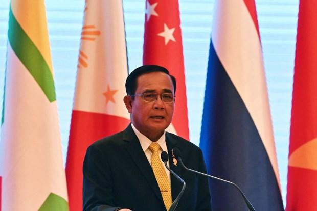 泰国为东盟外长会议作出积极准备 hinh anh 1