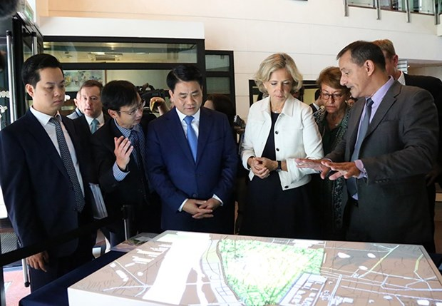 河内市将大幅增设数十台空气质量监测站 hinh anh 2