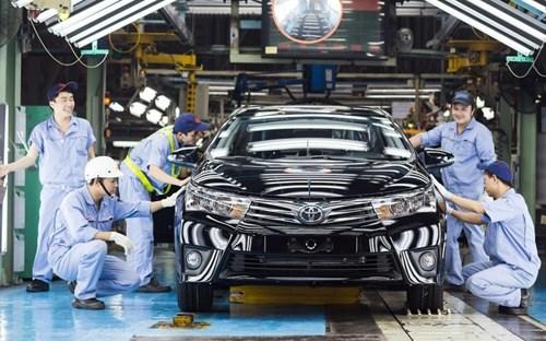 2019年上半年 越南进口车销量猛增 hinh anh 1