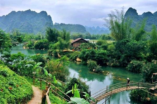 越南高平省跻身全球最为壮观的50个旅游景点名单 hinh anh 3