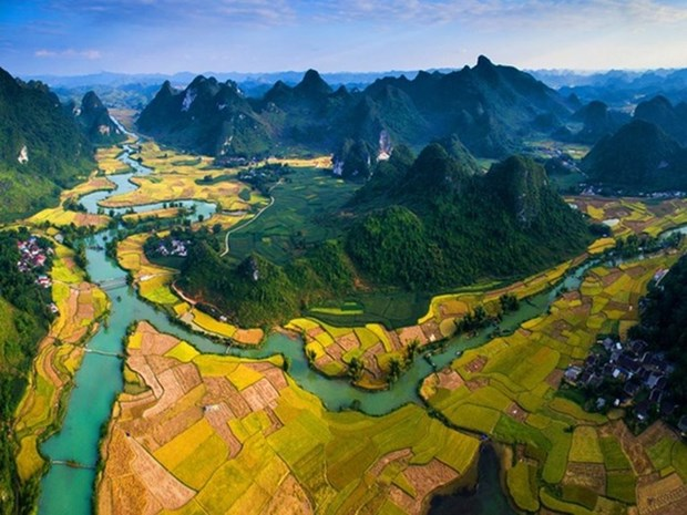 越南高平省跻身全球最为壮观的50个旅游景点名单 hinh anh 2