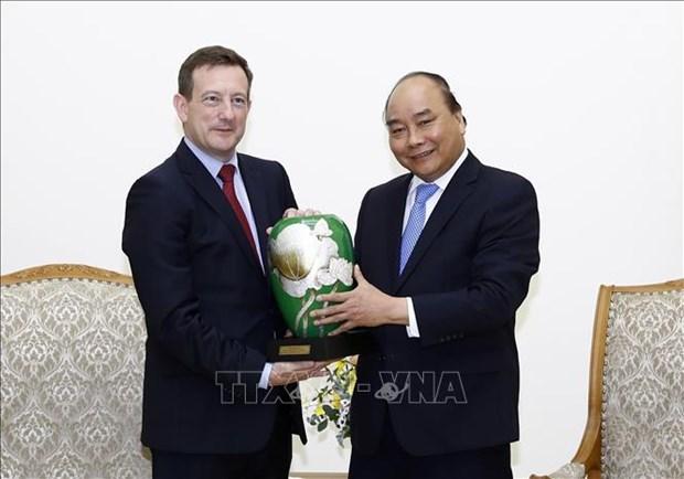 法国大使:法越关系丰厚的底蕴是两国的无价之宝 hinh anh 1