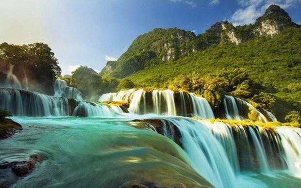 越南高平省跻身全球最为壮观的50个旅游景点名单 hinh anh 1