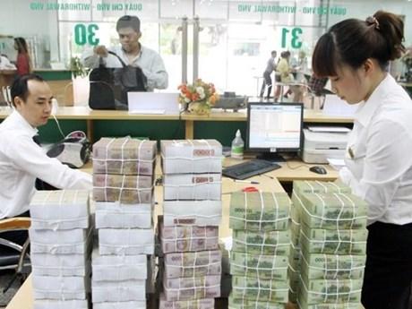 越南与老挝加强存款保险领域的合作 hinh anh 1