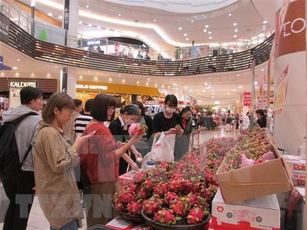 越南特色和环境友好型产品亮相新加坡国际优质食品展 hinh anh 2