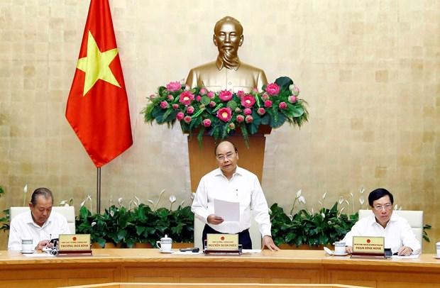 政府总理:企业国有资产管理委员会须灵活适当运用法律法规 hinh anh 1