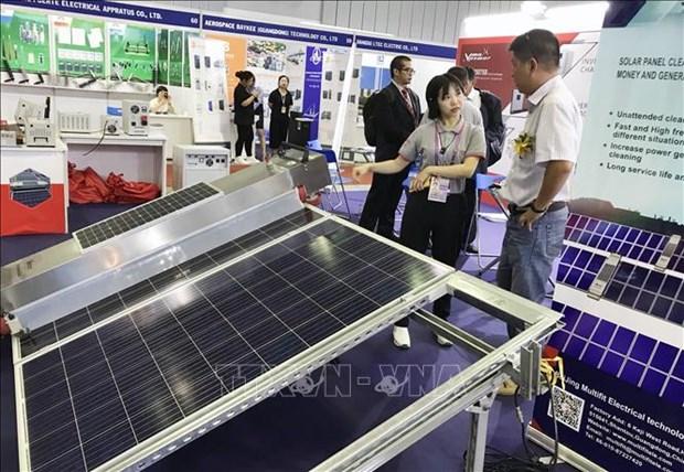 2019年越南国际电力设备与技术展览会开幕 hinh anh 2